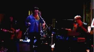"""""""A Little Bit Me, A Little Bit You"""" - Adam Marsland's Chaos Band, featuring David Kaufman"""
