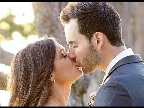 Chris Siegfried Desiree Hartsock Wedding | Bachelorette Des and Chris Siegfried Hot Kiss 2015