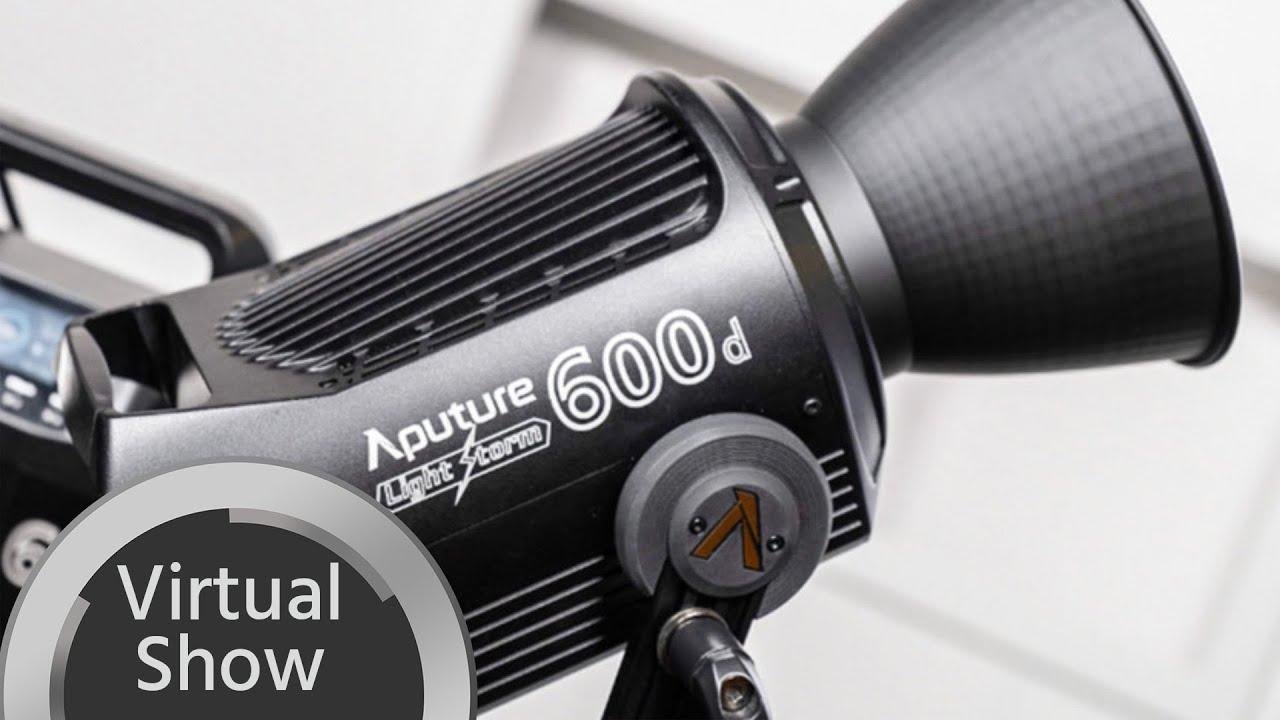 פנס לד Aputure LS-600D PRO