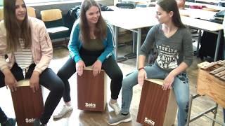 RSB Musikkurs Cajon Bau 2018