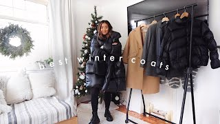 5 COATS YOU NEED FOR WINTER | Styling Basics