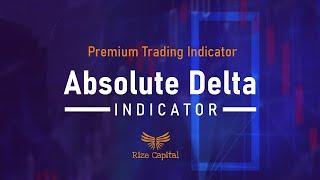 RCAbsoluteDelta – Indicator for NinjaTrader 8