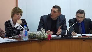 Заседание Собрания депутатов Верхнеуральского Муниципального района
