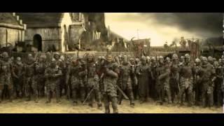 Возвращение короля  Смерть короля - Чародея или армия из трех
