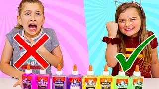 The IN OR OUT SLIME Challenge! | JKrew