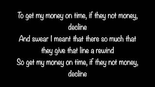 Fancy Iggy Azalea lyrics (clean)