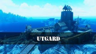 TES 5: Skyrim | Утгард