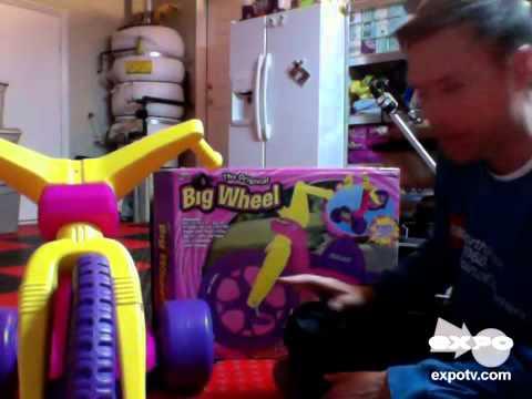Big Wheels Original BIG WHEEL Girls 16 in Review