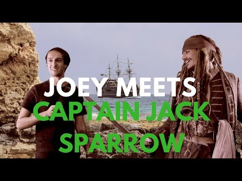 Captain Jack Sparrow Video