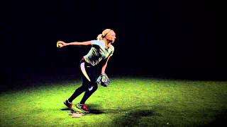 Power Drive Performance: Fastpitch Pitching Mechanics In Slow Motion