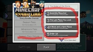 How to download minecraft story mode season 2 on android