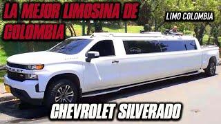 CHEVROLET SILVERADO | MODIFICADO A LIMOSINA