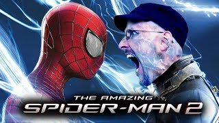 It's the worst Spider-Man movie ever made! Let's see if it's worth all the bad hype.  Nostalgia Critic takes a look at The Amazing Spider-Man 2.  Support this week's charity - https://www.feedingamerica.org/  Follow us on Twitch - https://www.twitch.tv/channelawesome  The Amazing Spider-Man 2 (internationally titled The Amazing Spider-Man 2: Rise of Electro) is a 2014 American superhero film featuring the Marvel Comics character Spider-Man. The film was directed by Marc Webb and produced by Avi Arad and Matt Tolmach. It is the fifth theatrical Spider-Man film produced by Columbia Pictures and Marvel Entertainment, the sequel to 2012's The Amazing Spider-Man and the second and final film in The Amazing Spider-Man duology. The studio hired James Vanderbilt to write the screenplay and Alex Kurtzman and Roberto Orci to rewrite it. The film stars Andrew Garfield as Peter Parker / Spider-Man, alongside Emma Stone, Jamie Foxx, Dane DeHaan, Campbell Scott, Embeth Davidtz, Colm Feore, Paul Giamatti, and Sally Field.  Go to our Store for Awesome Stuff - https://theawesomestore.com Get some Nostalgia Critic T-Shirts here - http://shrsl.com/?~96c0 See more at our Site: http://channelawesome.com Facebook: https://www.facebook.com/channelawesome Twitter: http://twitter.com/channelawesome Instagram: https://www.instagram.com/channelawesome/ Like Doug on Facebook: https://www.facebook.com/pages/Doug-Walker/127127037353766  The ONLY Official Youtube channel for the Nostalgia Critic and Channel Awesome.  New Nostalgia Critic episodes every Wednesday at 5PM CST.  #NostalgiaCritic #SpiderMan #AmazingSpiderMan