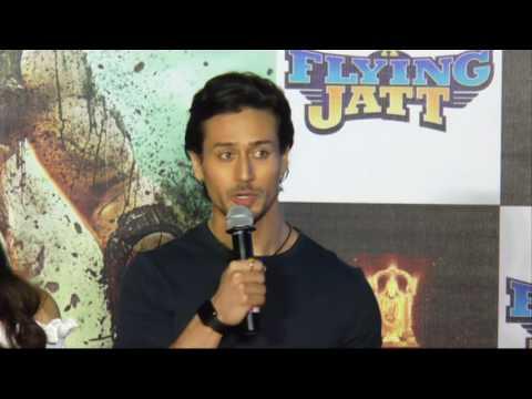 A Flying Jatt Trailer Launch