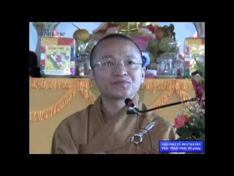 Niệm Phật và phát nguyện (06/02/2008)