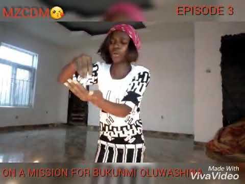 ON A MISSION FOR BUKUNMI OLUWASHINA  (Epic 3)