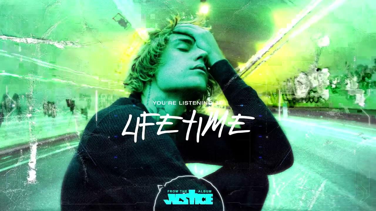Lirik Lagu Lifetime - Justin Bieber dan Terjemahan