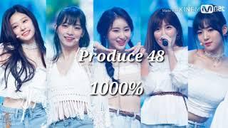 Random Dance With Countdown (Produce 101 S2, Produce 101 S1, Produce 48)