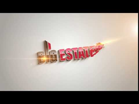Big Estates - Animated Logo Ident
