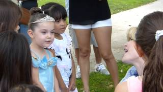 Gias 3rd Birthday Featuring Special Guest Appearance CINDERELLA