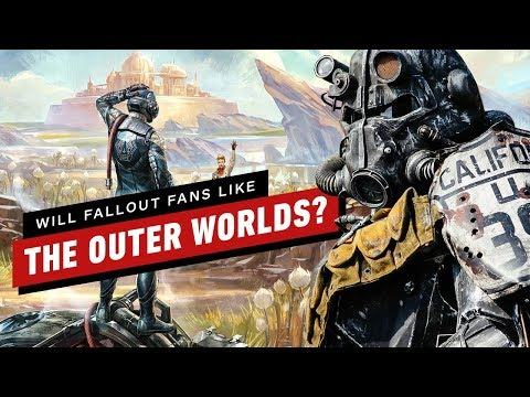 Will Fallout Fans Like The Outer Worlds?