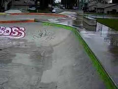 Brannan Skate Park, Auburn, WA