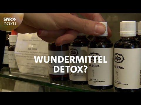 DETOX - die Wahrheit über den Hype mit Entschlackungsmitteln   SWR Doku