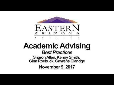Academic Advising Leadershop   November 2017