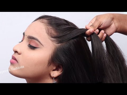 New juda hairstyles | Easy Quick hairstyles | Party hairstyle | ladies hairstyles | Prom hairstyles
