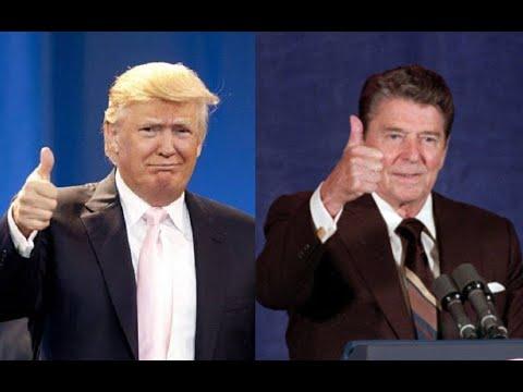 Anti-Trump Ad Glorifies Ronald Reagan