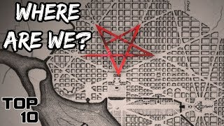 Top 10 Scary Maps That Will Get You Lost