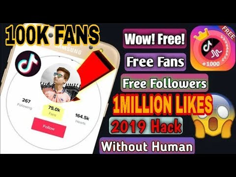 NO Human Verification - How To Get Unlimited Followers On