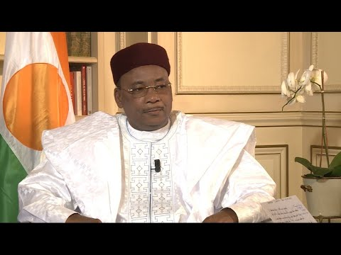 Niger's Issoufou urges countries to 'honour commitments' on migration