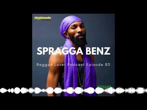 80 – Reggae Lover Podcast – Spragga Benx Mix