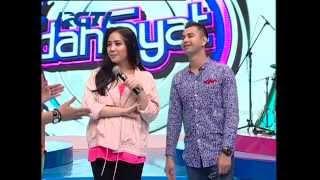 Gambar cover 10 Hari Raffi Ahmad Mengejar Cinta Gigi (Nagita Slavina) - Dahsyat 07 Juni 2014