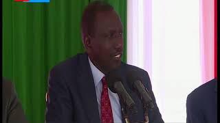 William Ruto amezisifia serikali za Kaunti kwa kujikaza kupambana na tatizo la malimbikizi