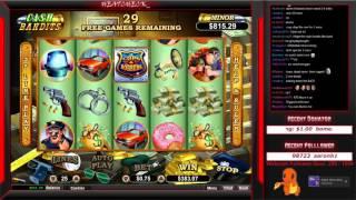 RTG Cash Bandits 1000x+ Win