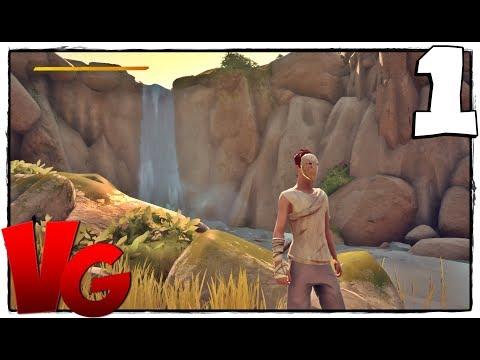 Absolver ☺ Прохождение #1 — Очень крутая игра, типа мультяшного Дарк Соулс!