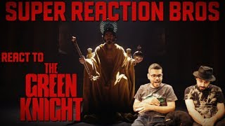SRB Reacts to The Green Knight | Official Teaser Trailer