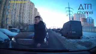 Подборка ДТП аварий за 09. 03. 2018 г.  Регистратор.