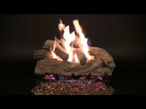 Rasmussen Manzanita Vented Gas Log Set