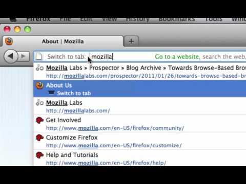 AwesomeBar HD Improves Firefox's Address Bar