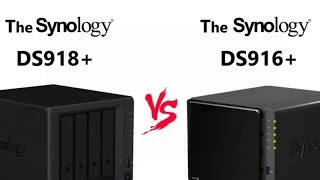 Synology DiskStation NAS DS916+ (8GB) 4-Bay