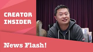 Creator Studio Mobile App, Monetization Classifier, and more - Newsflash 8!