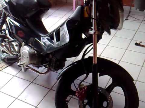 Jonny Hype 50cc - Tunada.