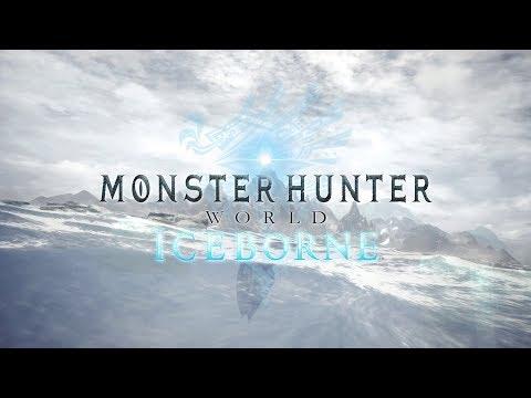 《魔物獵人:世界》將推出超大型擴張DLC『ICEBORNE』預計 2019 年秋季發布!