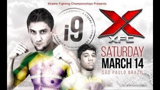 XFC International 9 Highlights: Kicking off 2015 with a bang! #XFCFlashback