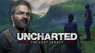 UNCHARTED: The Lost Legacy Gameplay Walkthrough - Extended Demo (PS4)