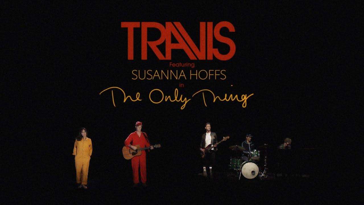 Travis publicó «The Only Thing», su colaboración con Susanna Hoffs
