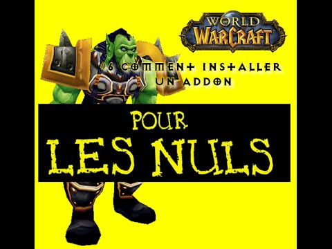 comment installer add on wow